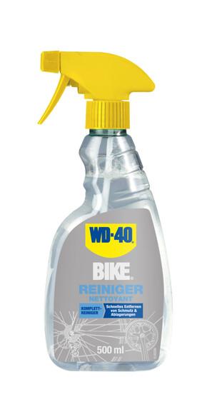 WD-40 Detergente BIKE Pulizia e cura 500ml grigio